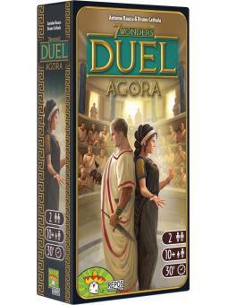 7 Wonders Duel : Agora (Ext)