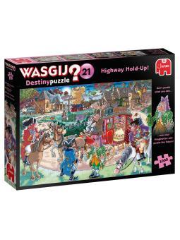 1000-Wasgij Destiny 21 Highway Holdup!