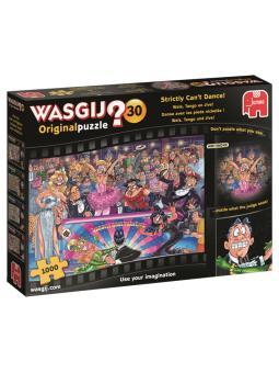 1000-Wasgij Orignal 30 Strictly Can't Dance!