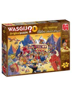 1000-Wasgij Retro Original 5 Late Booking!