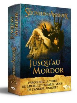 LE SEIGNEUR DES ANNEAUX : JUSQU'AU MORDOR