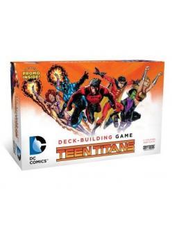 DC COMICS DECK-BUILDING GAME : TEEN TITANS