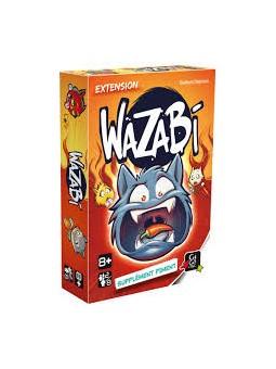 Wazabi ext. supplément piment