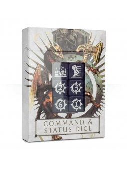 AoS - Command and Status Dice