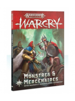 Warcry - Monstres et...