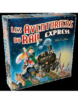 Aventuriers du Rail (Les) :...