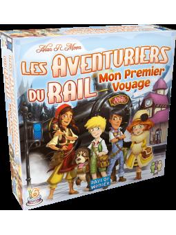 Aventuriers du Rail Europe...