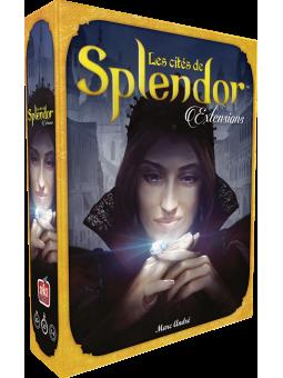 Splendor : Les Cités de...