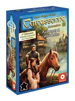 Carcassonne - Ext. 1...